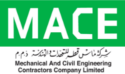 Image result for MACE Qatar: logo
