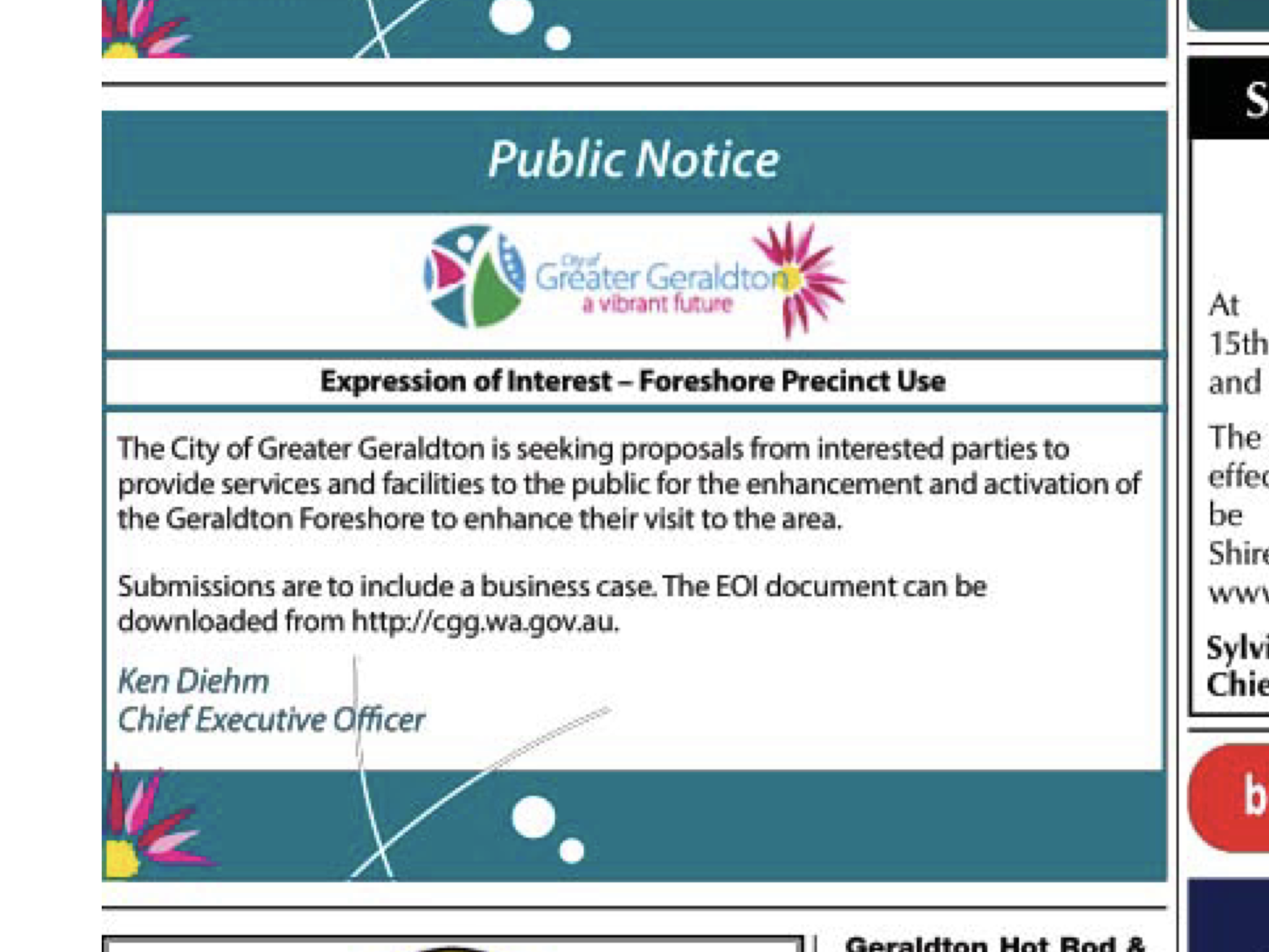Local Council — Posts - Everything Geraldton