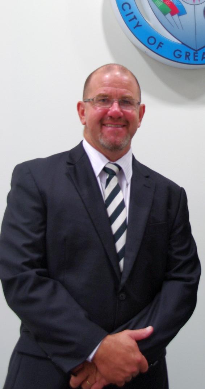 City of Greater Geraldton CEO, Ken Diehm