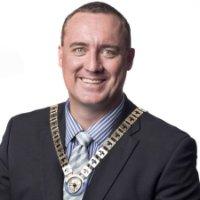 CGG Mayor Shane Van Styn