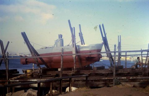 THE NOT SO YELLOW SUBMARINE - BELIEVED TO BE LATE 60'S /EARLY 70'S.SHARED BY CATHERINE BRADY ON LOST GERALDTON