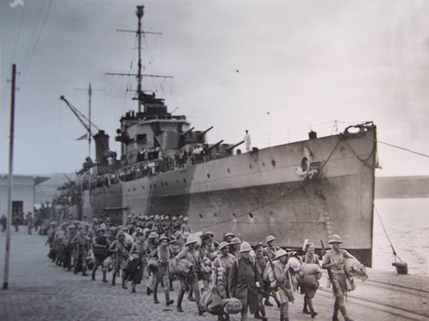 This year will mark 77 years since the sinking of the HMAS Sydney II.