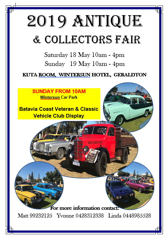 Antique & Collectors Fair - Car Display.png