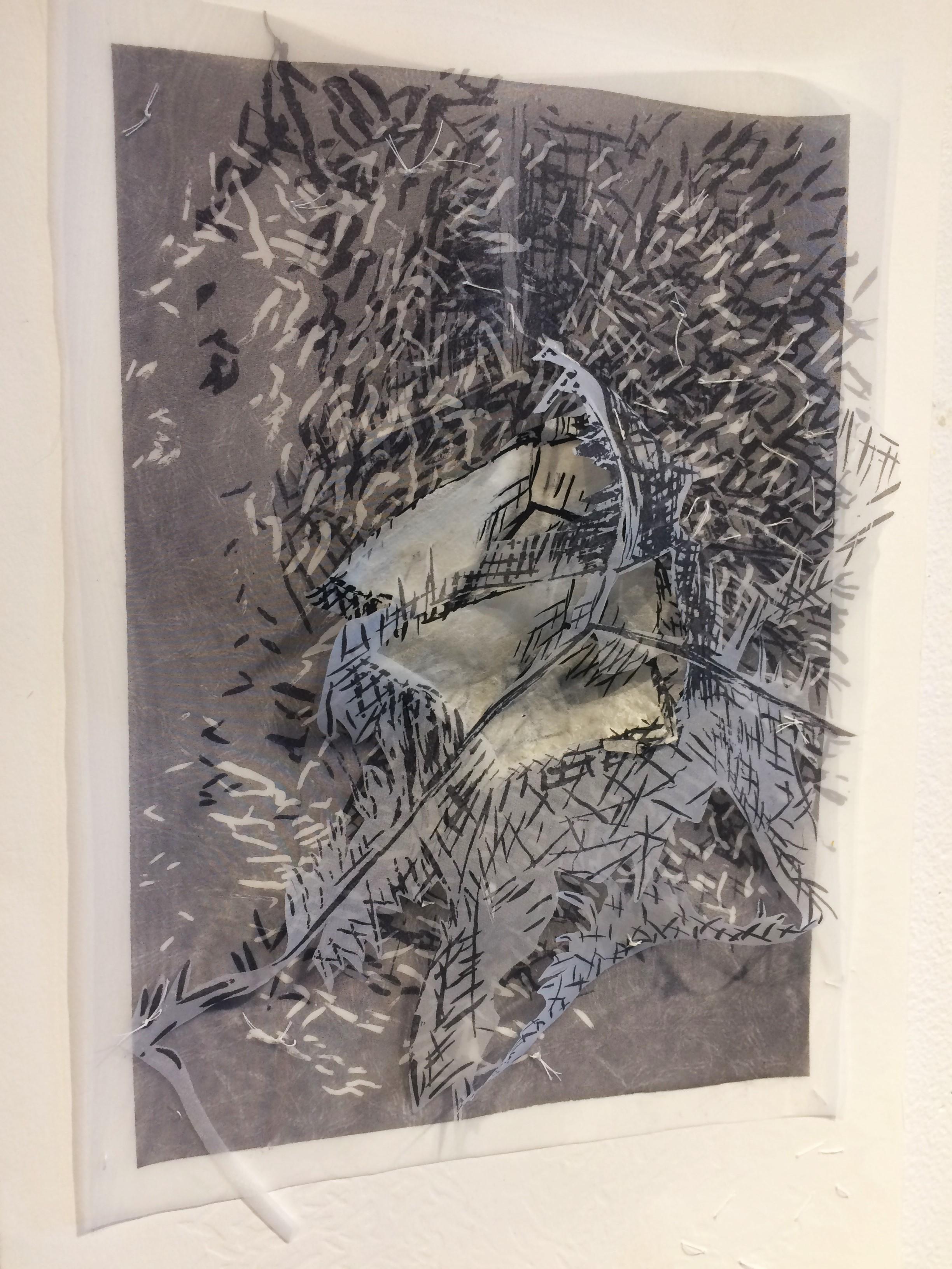 Julia Shepley, Lightshadow Corner 2018