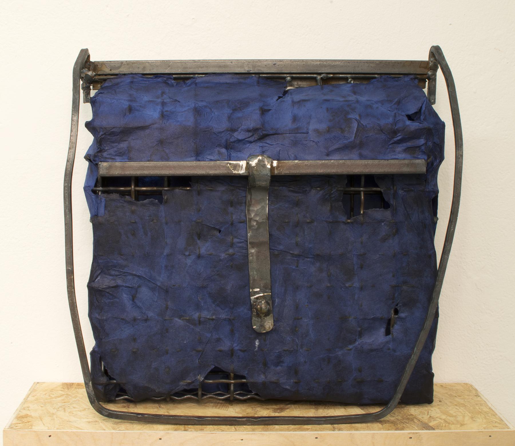 """John Anderson, """"Blue Handbag"""""""