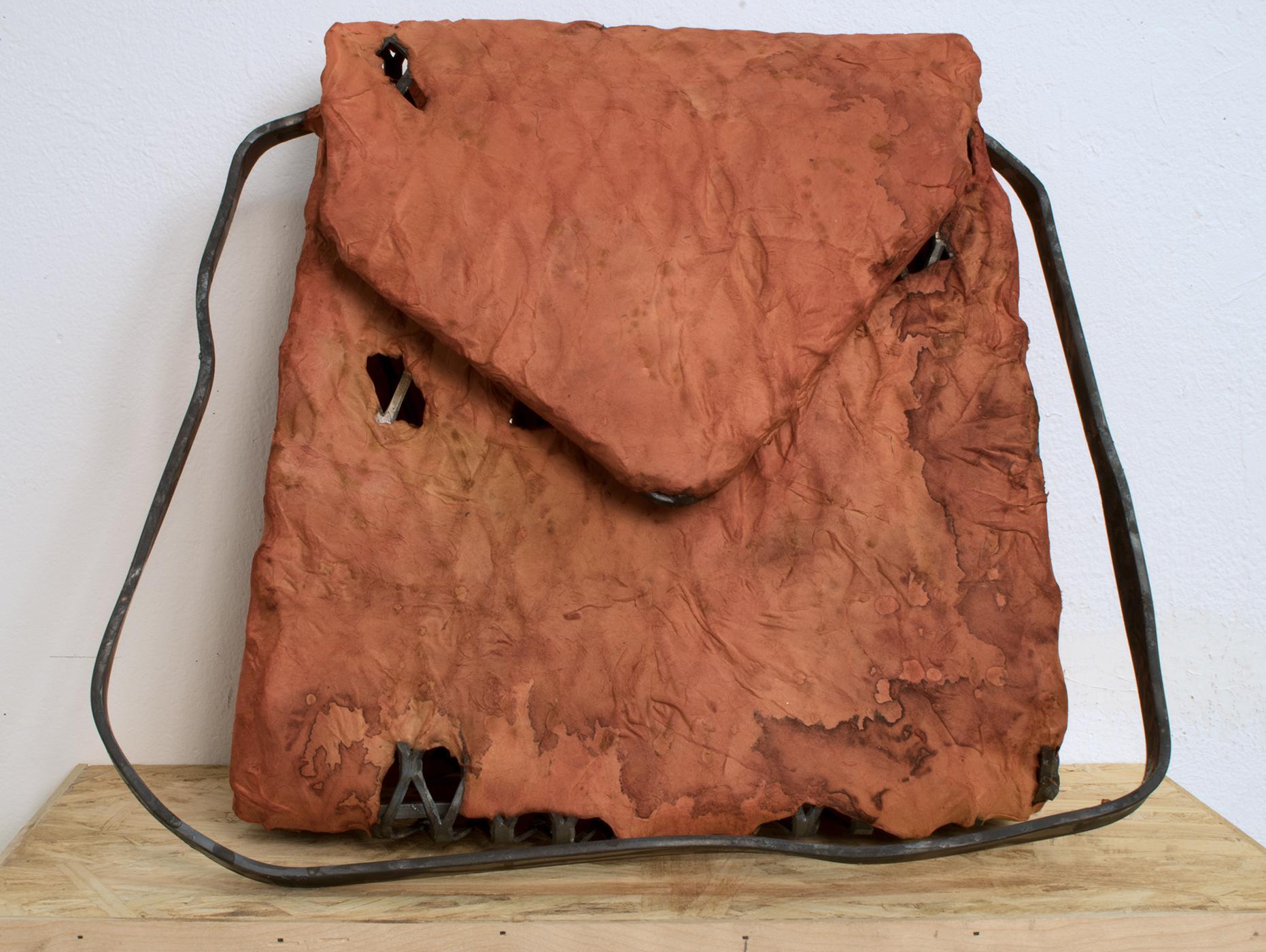 """John Anderson, """"Orange Handbag"""""""