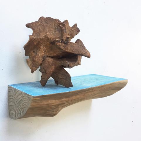 "Susan Lyman, ""Wood and Water II"""