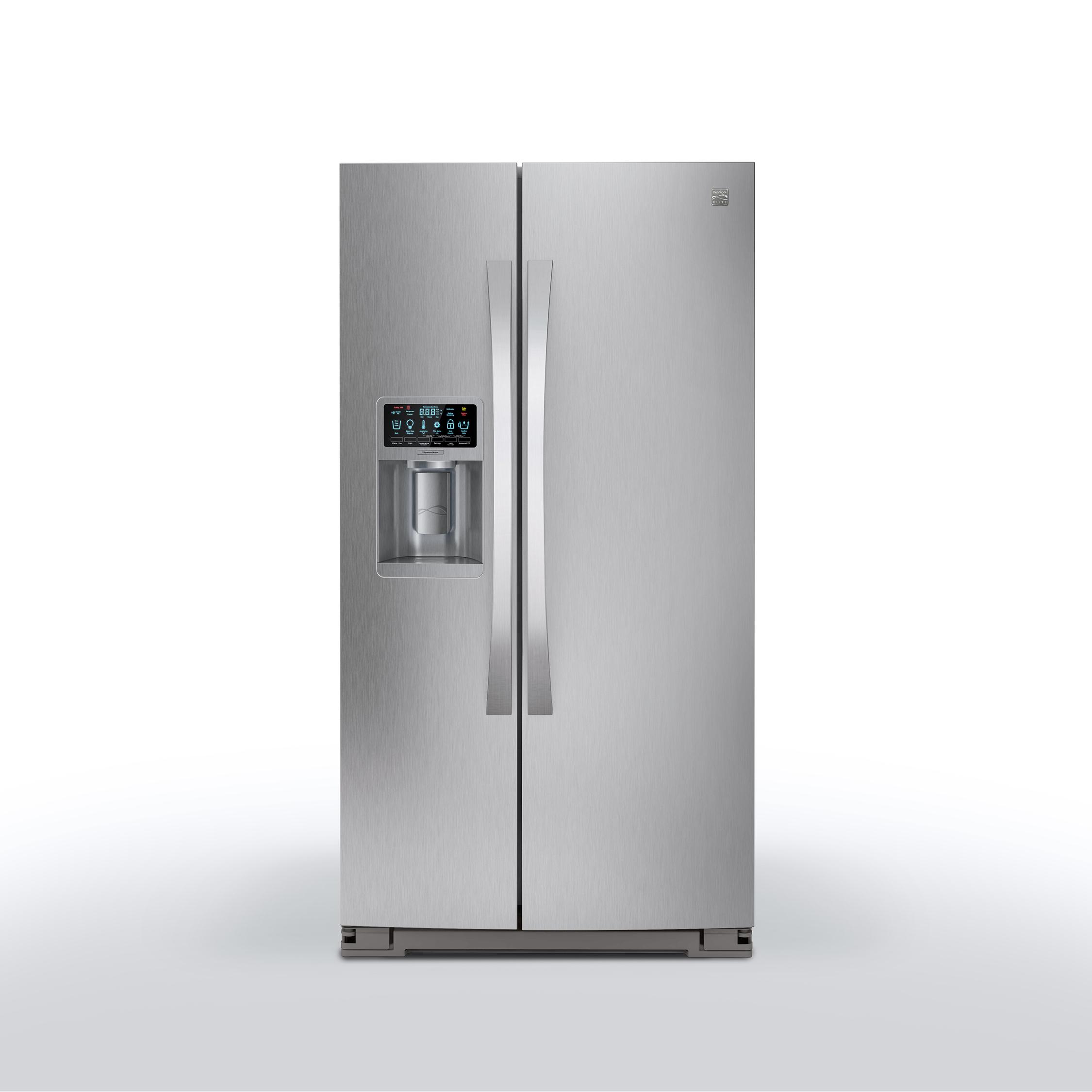 the wieland initiative kenmore refrigerator exterior