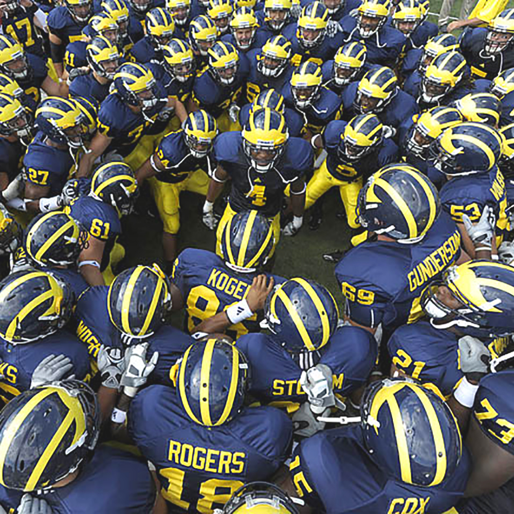 The Michigan Wolverines