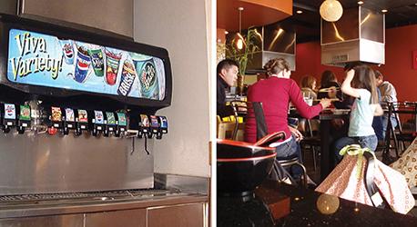 Quick Service & Sit Down Restaurants