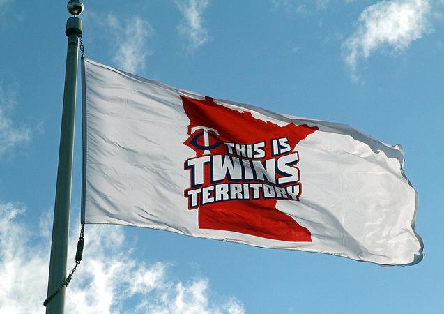 twins flag