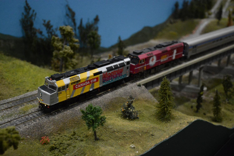 Calgary Model Trainmen