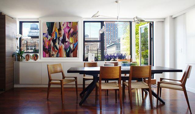 Dining room by #dineenarchitecture . . . . . . . . . . . . . .  #instadesign #instadecor #designdeinteriores #interiores #arquiteturadeinteriores #detalhes #decorando #archdesign #decoreseuestilo #archlovers #homestyle #archdecor #ambiente #decordesign #decorhome #decorating #homedesign #interiorstyling #interiordecor #interiordecorating #interior4all #interiorinspiration #interior123 #interiorstyle #interiorandhome #interiorforinspo #interiorforyou #interiordetails #interiorlovers