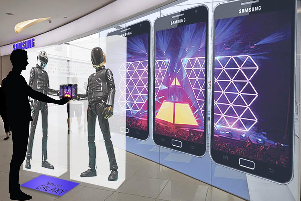 Samsung — Maria Lewis