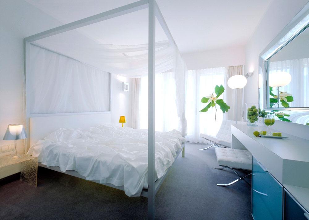 Boutique & Lifestyle-Hotelzimmer im Meraner Zentrum