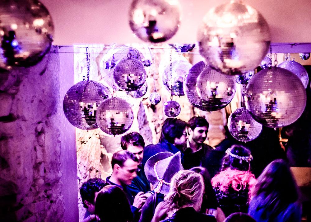 Clubbings mit DJ in Meran im Sketch