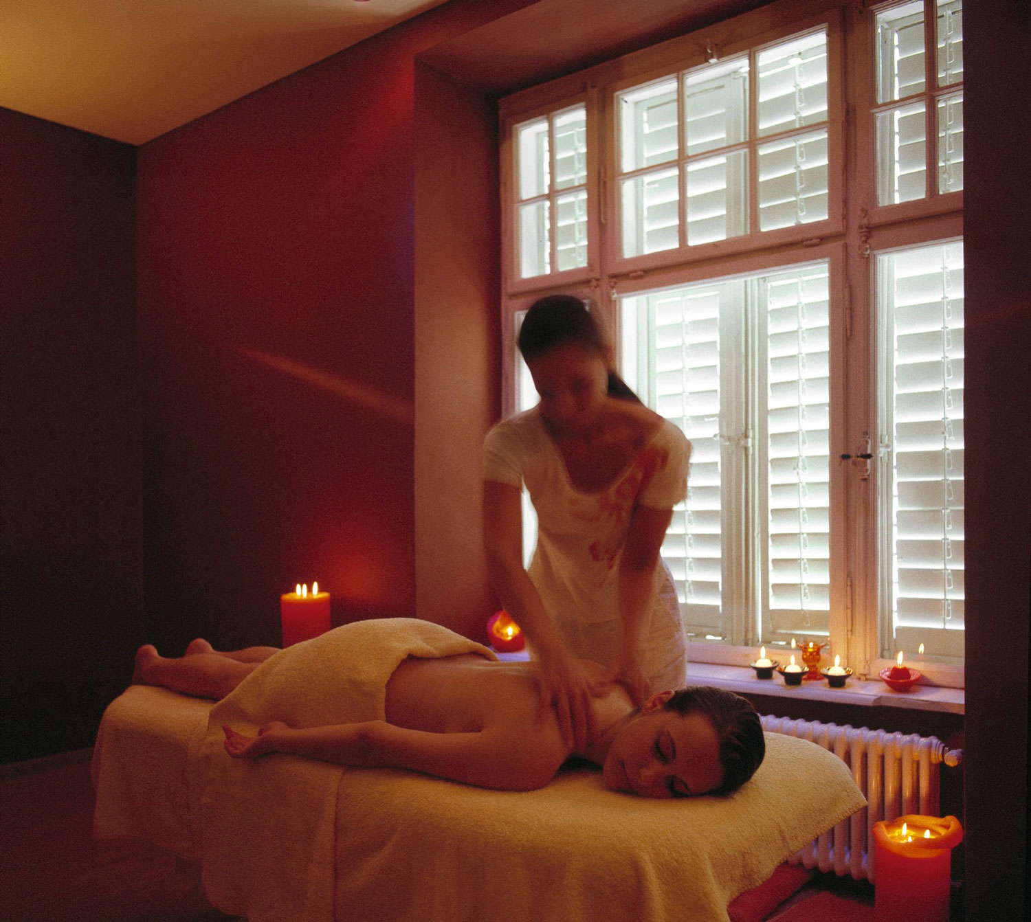 Massage im Aurora