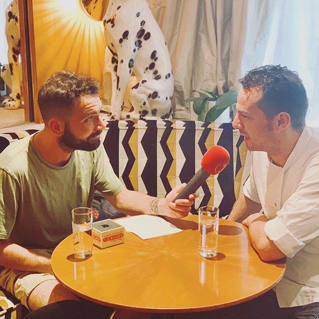 Interview 🎤with our Chef Gennaro👨🏻🍳 for @suedtirol1 ⭕ Intervista con il nostro Chef.  Interview mit unserem Küchenchef. Stay tuned! @restaurant.fino  #intervista #interview #radio #südtirol1 #chef #chefdecuisine #küchenchef #restaurant #bruschetta #weeks #ricetta #rezept #howtomake @love_merano @visitsouthtyrol regional #seasonal #fresh #mediterranean #food #foodblogger #foodblog #foodporn #foodlover #foodheaven #instafood #foodies #foodtrip #meran #merano #southtyrol #südtirol #altoadige