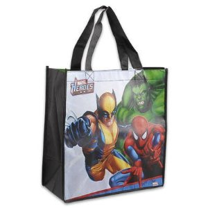 I carry groceries in this now! Excelsior!