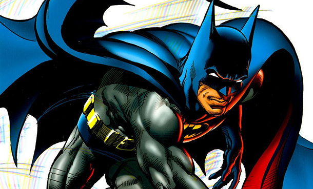 Cover detail from  Batman Illustrated by Neal Adams Vol. 1 . Art by Neal Adams. DC Comics.