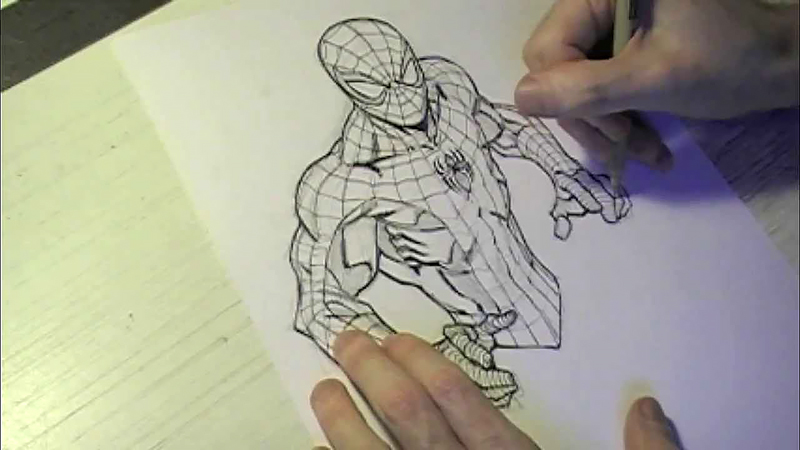 Screen grab from Todd Nauck's YouTube channel.
