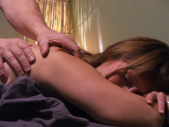 Deep Nurturing Massage