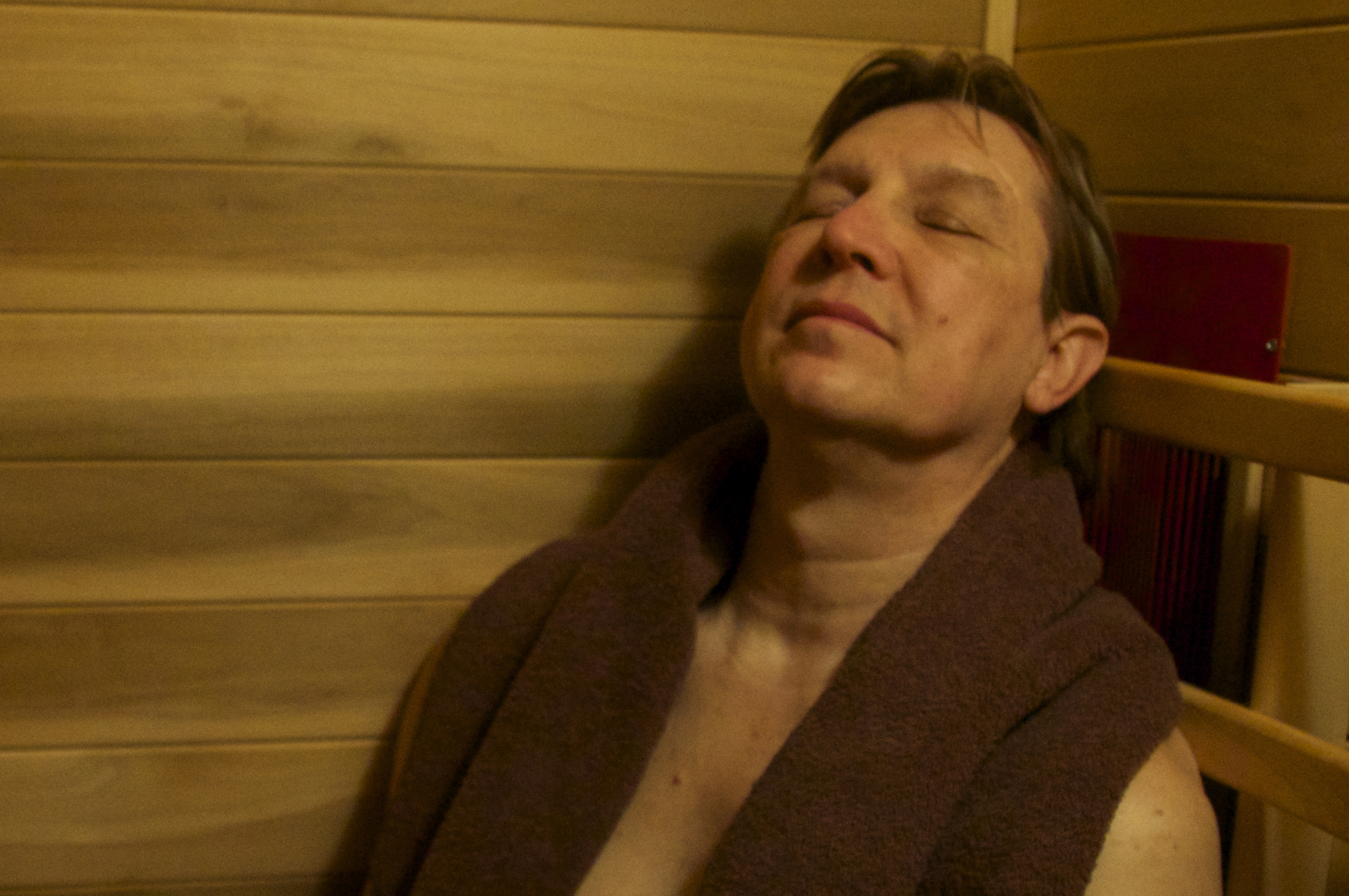 Copy of Infrared Sauna
