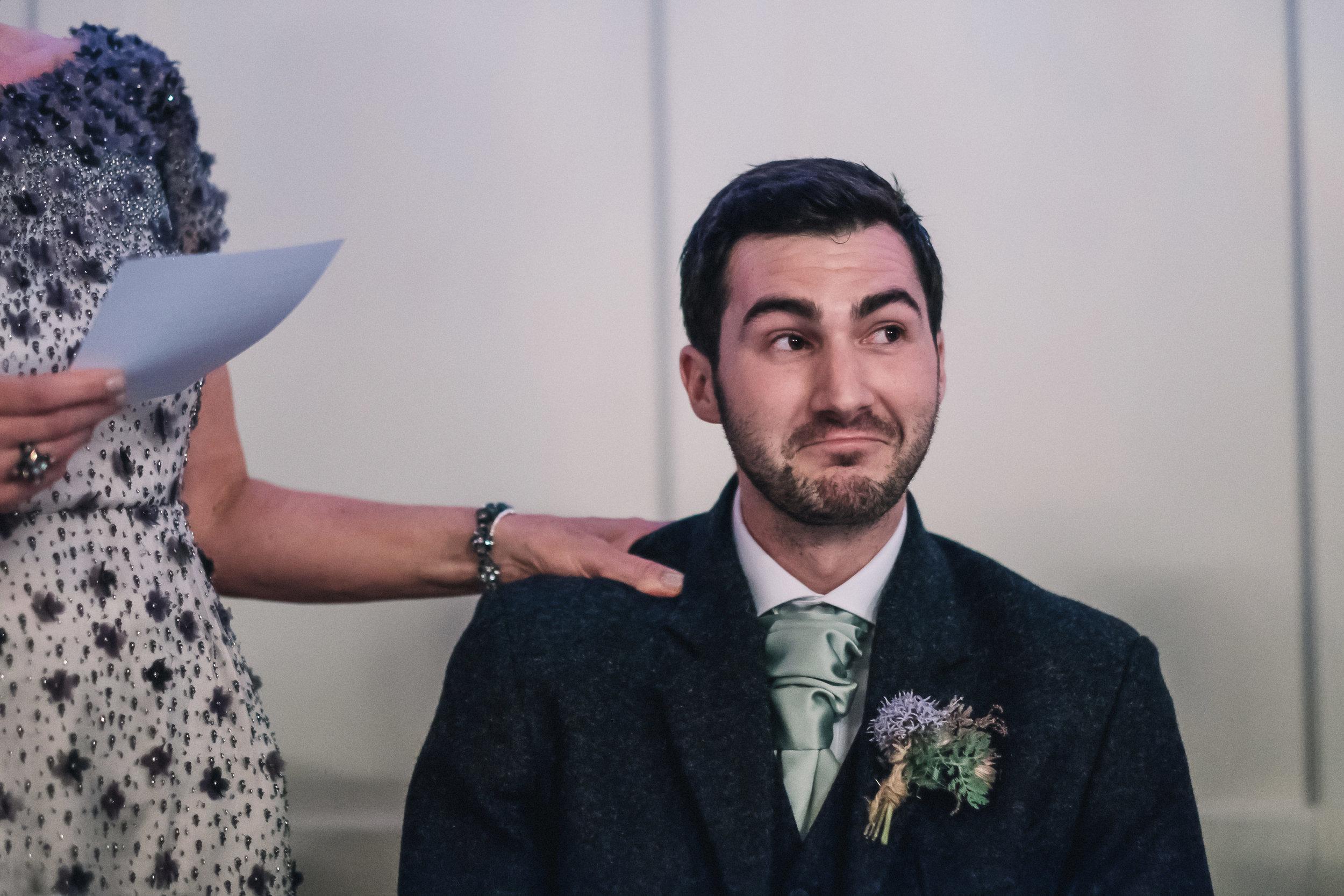 Mother of the bride's speech