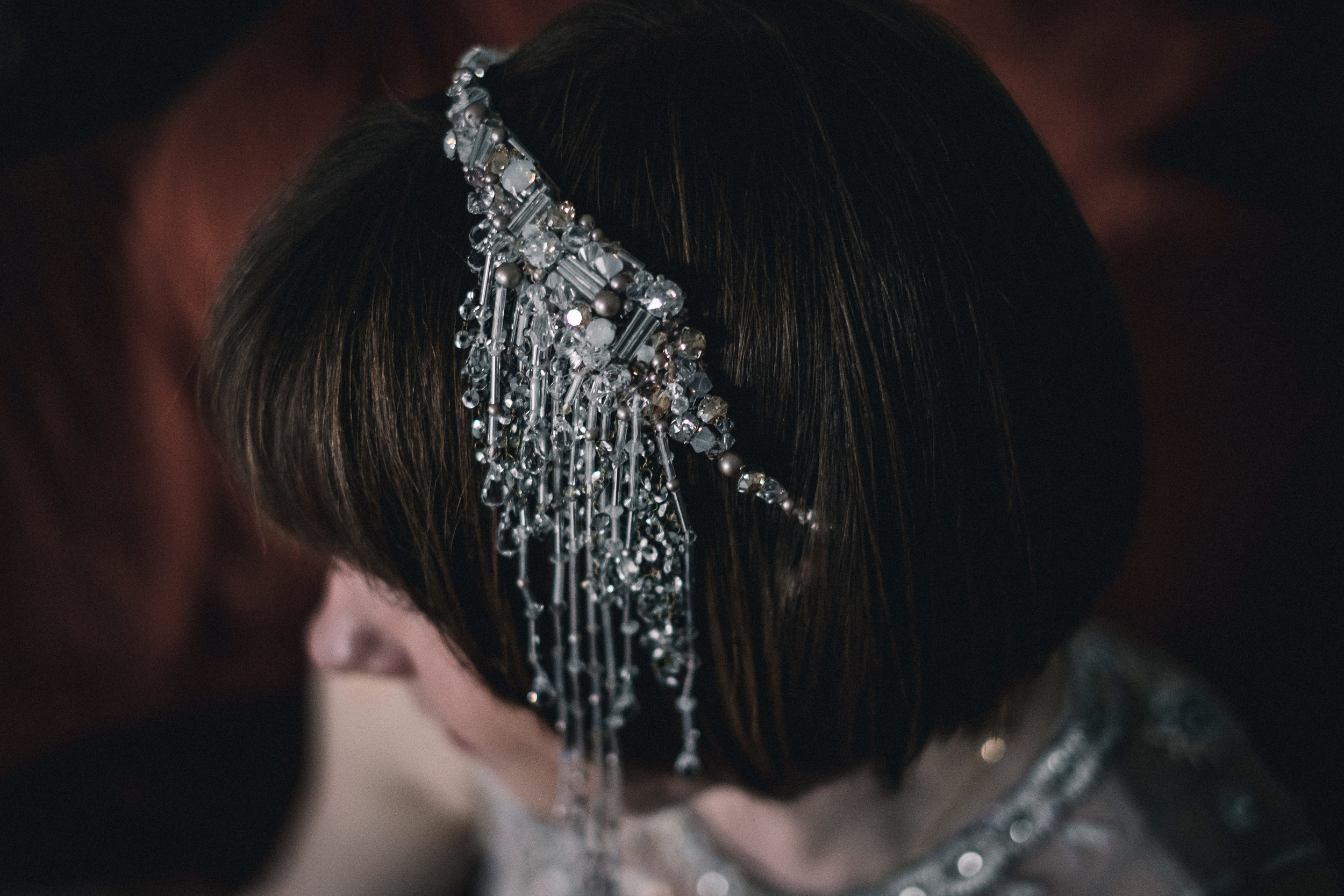 Bridal head-piece