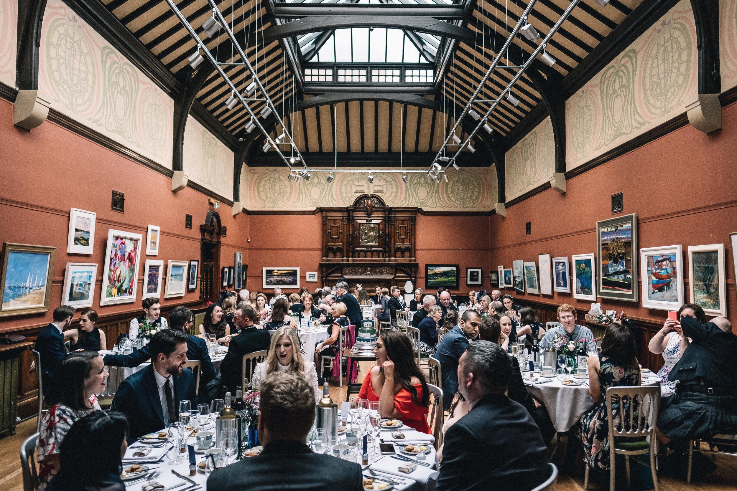 Gallery of the Glasgow Art Club
