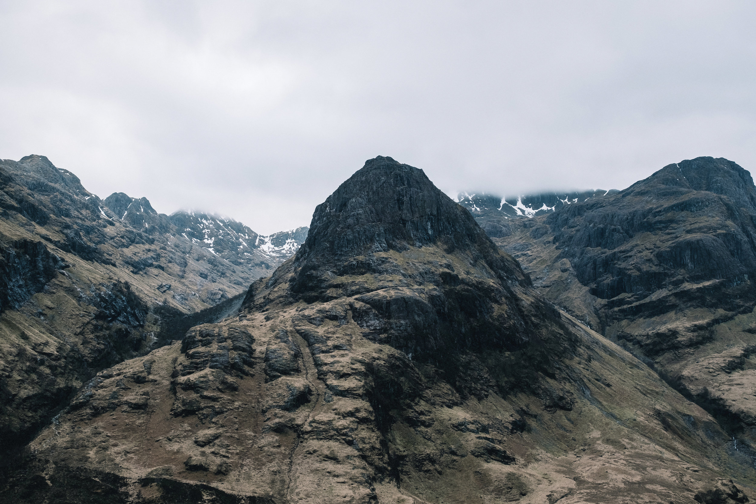 The Three Sisters, Glencoe elopement