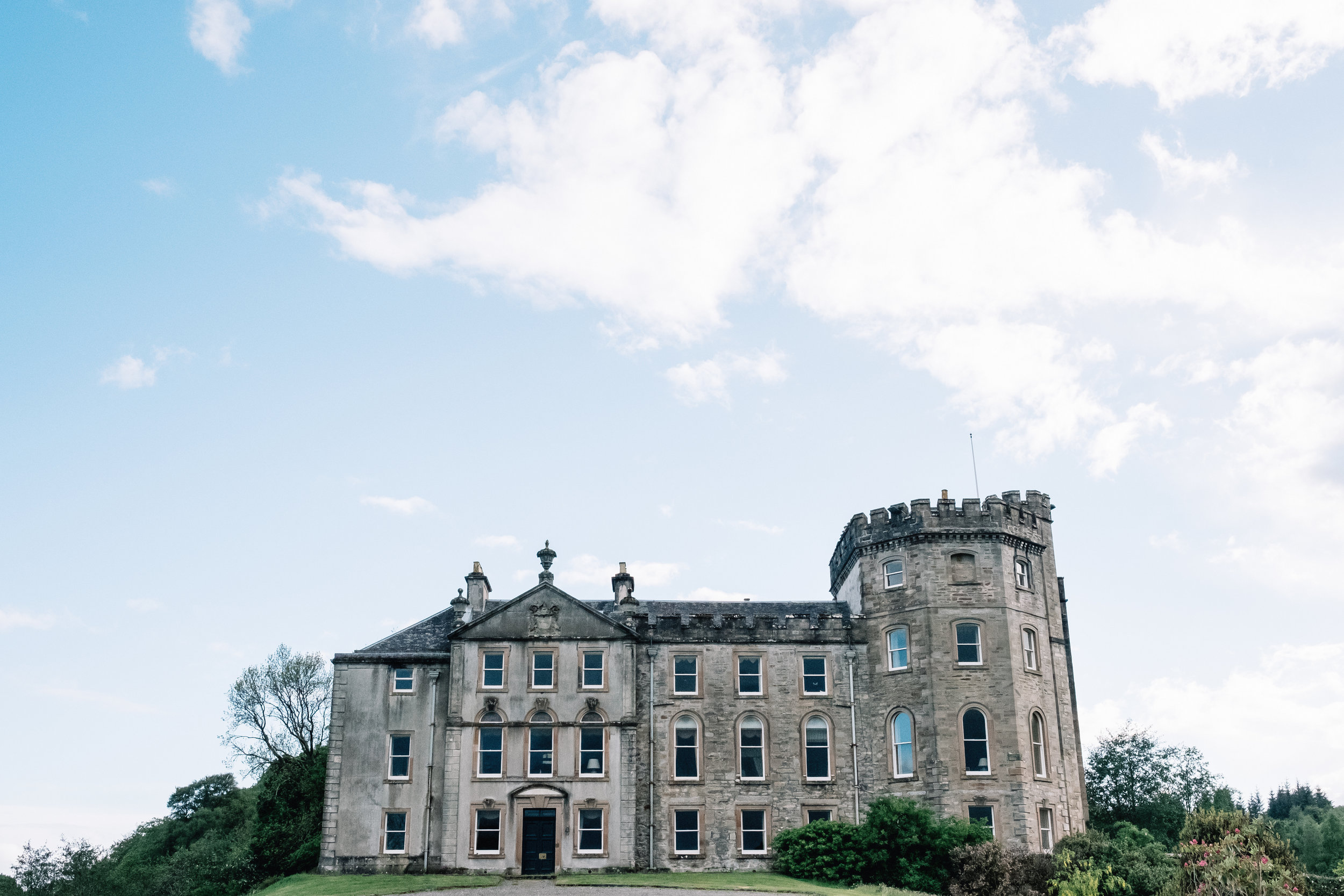 Lochnell Castle