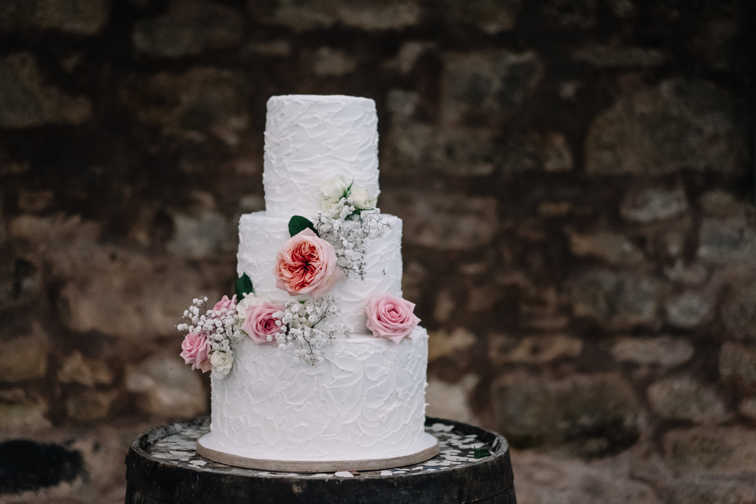 Cake: Family member | Venue:  The Cow Shed