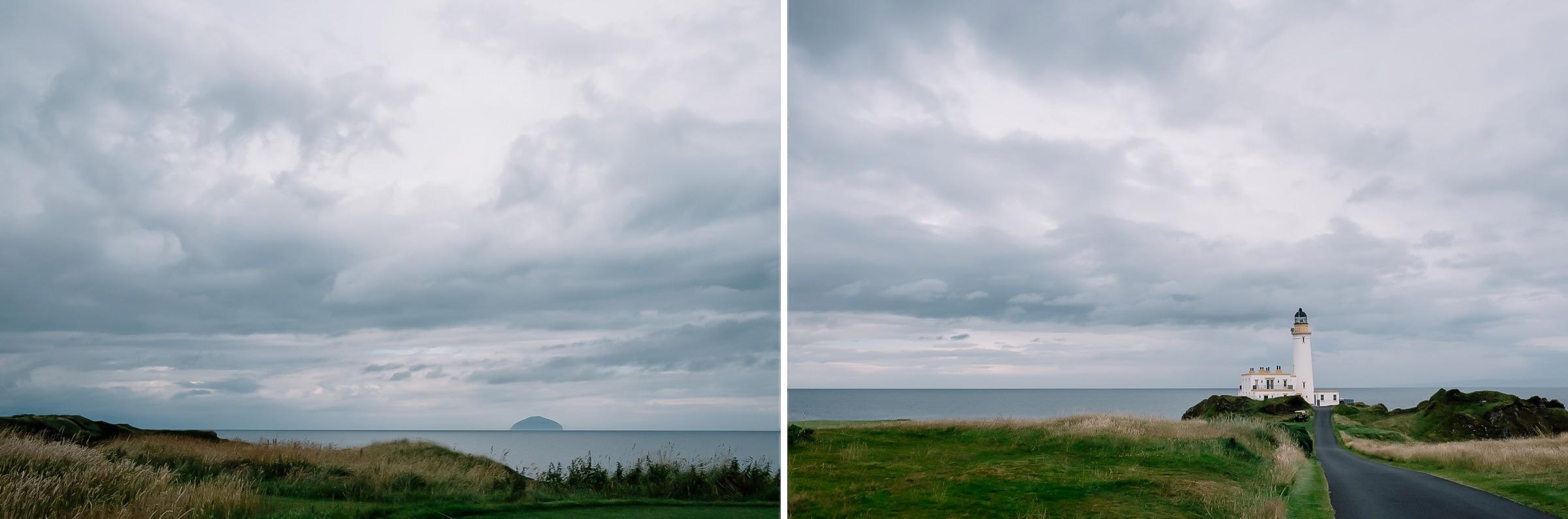 Scotland at sea