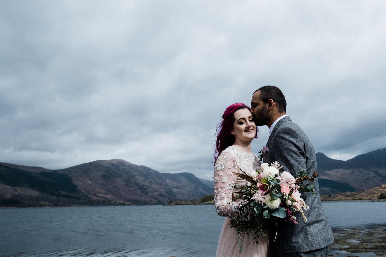 Couple elope in Glencoe