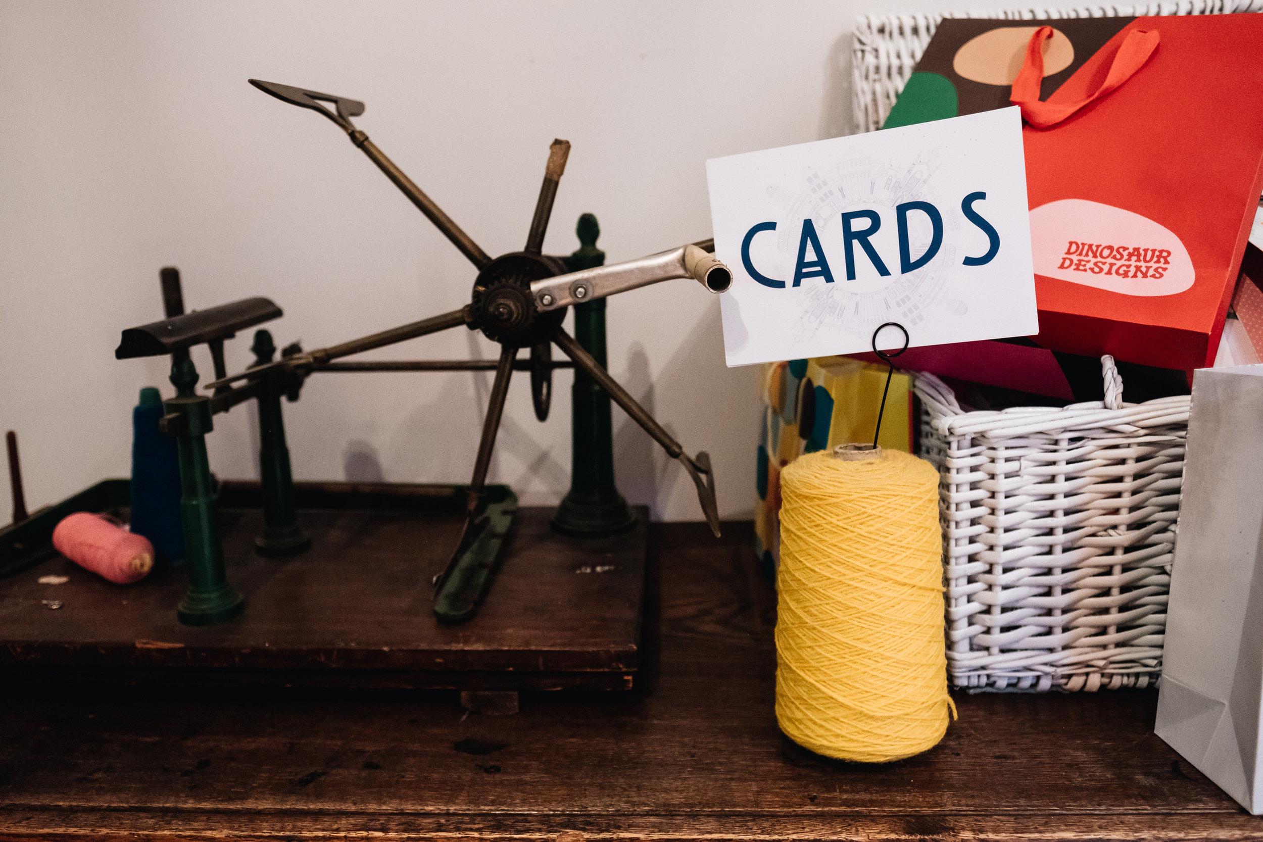 23 -Dovecot-Studios-Wedding-Edinburgh-cards.JPG