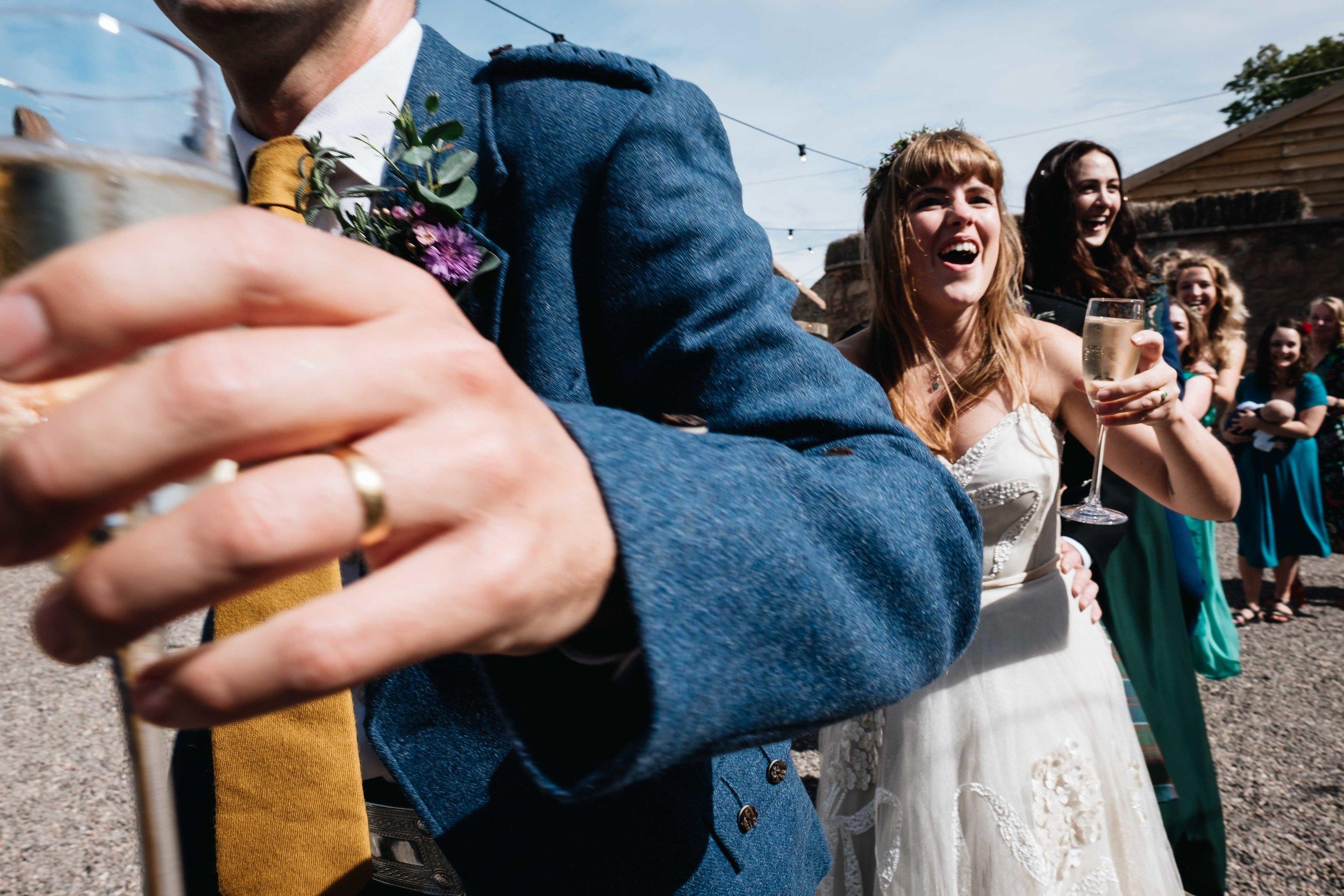 congra wedding line