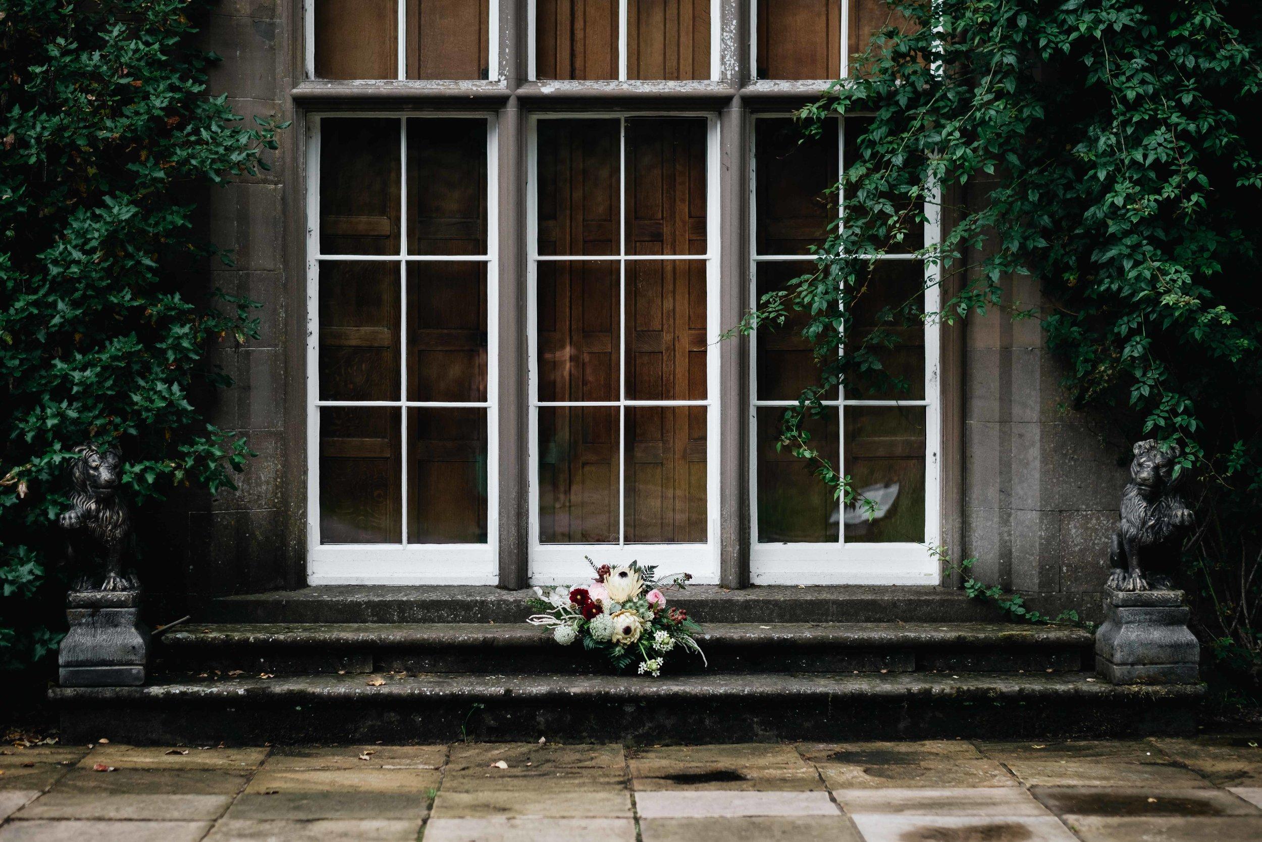 Seasonal bridal flowers by  Wild Gorse