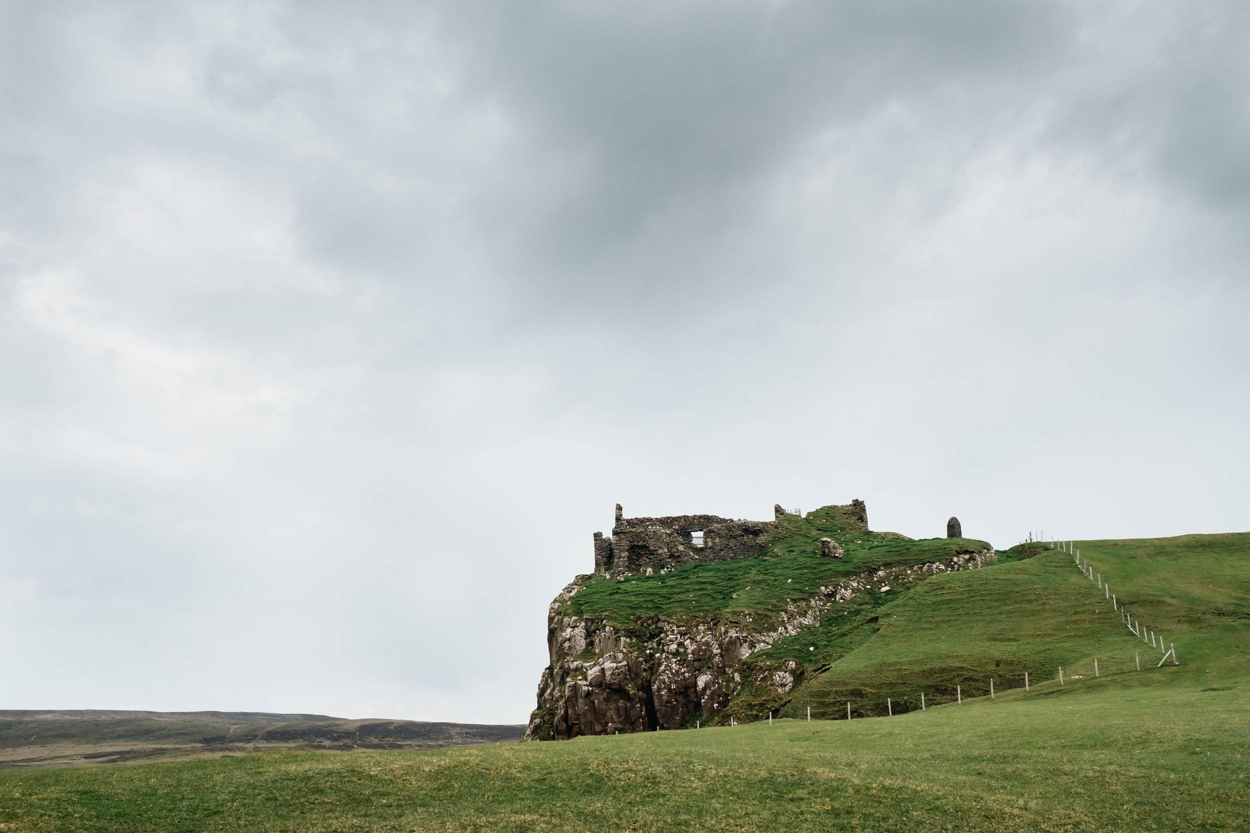 Duntullum castle