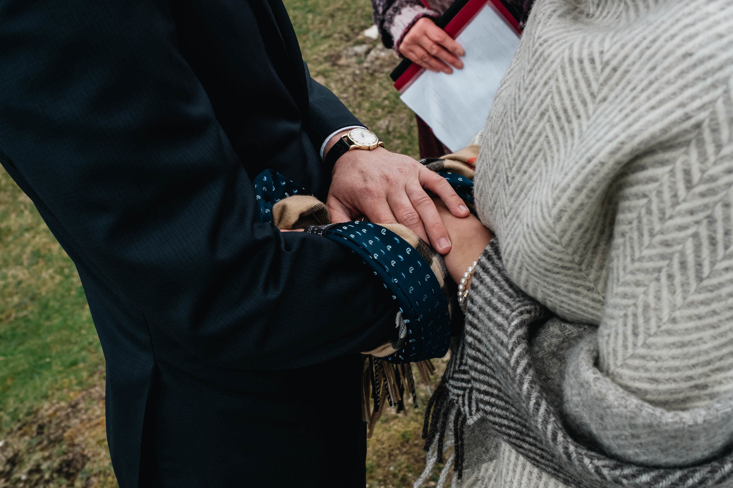 close up shot of hand fasting.