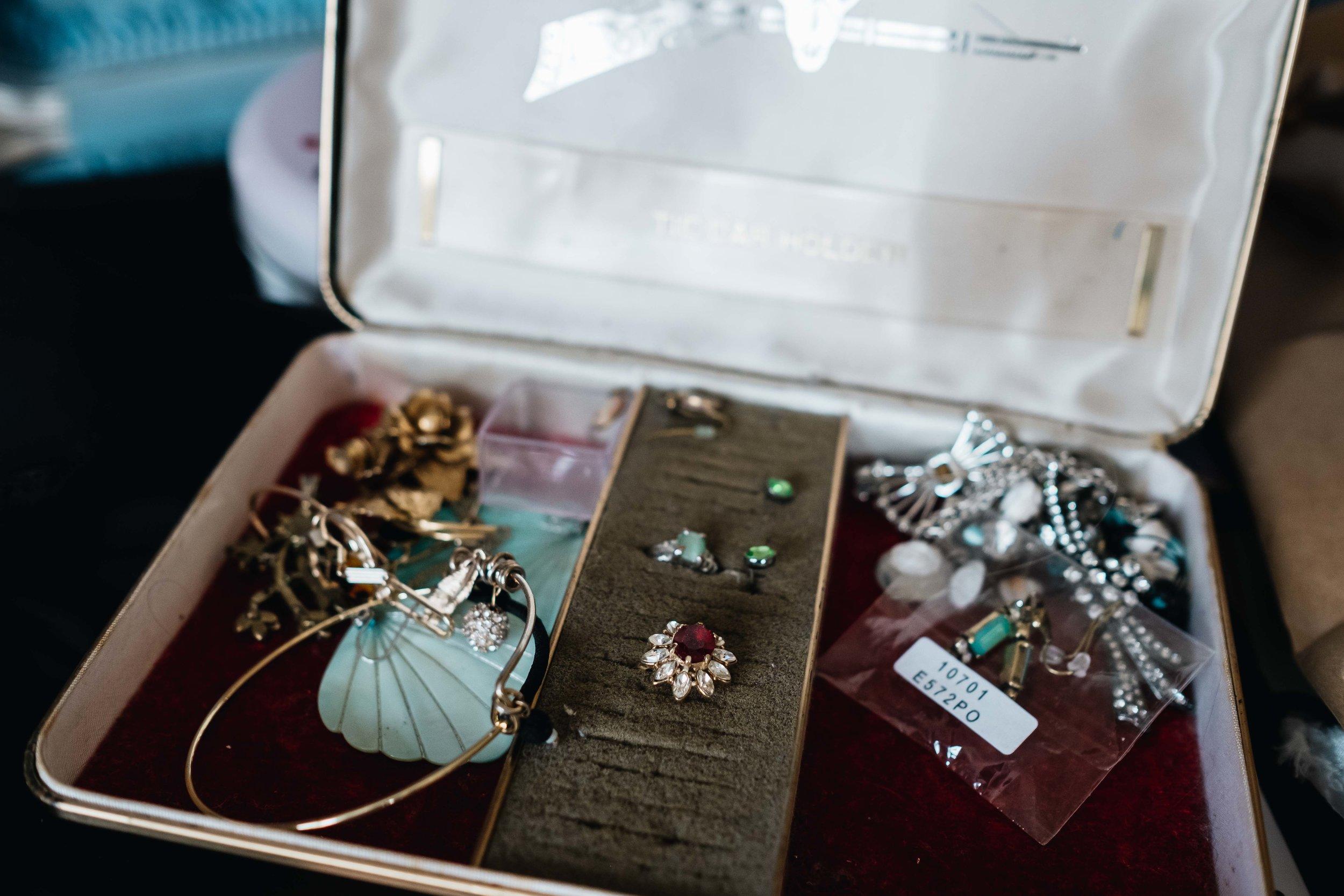 vintage bridal jewellery