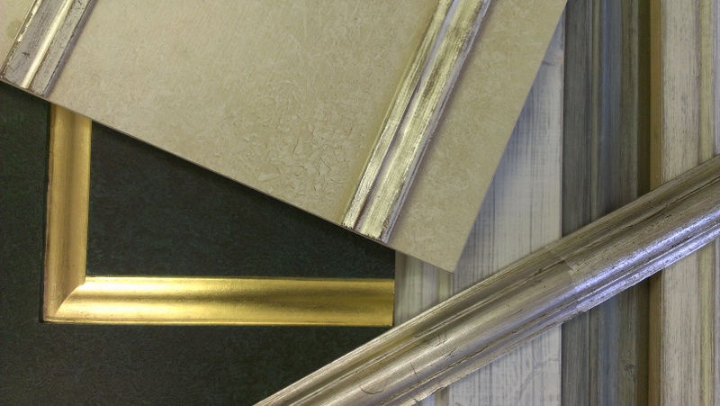 A selection of furniture paint samples