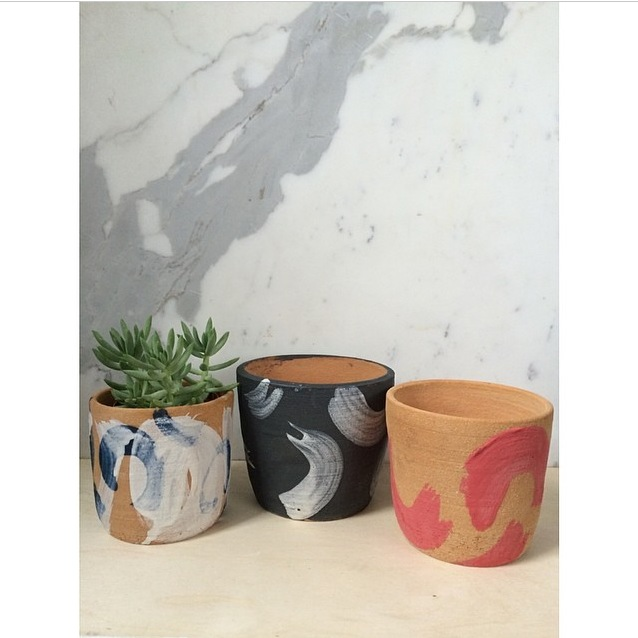 Planters at the Primary Essentials