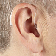 Behind the ear aid