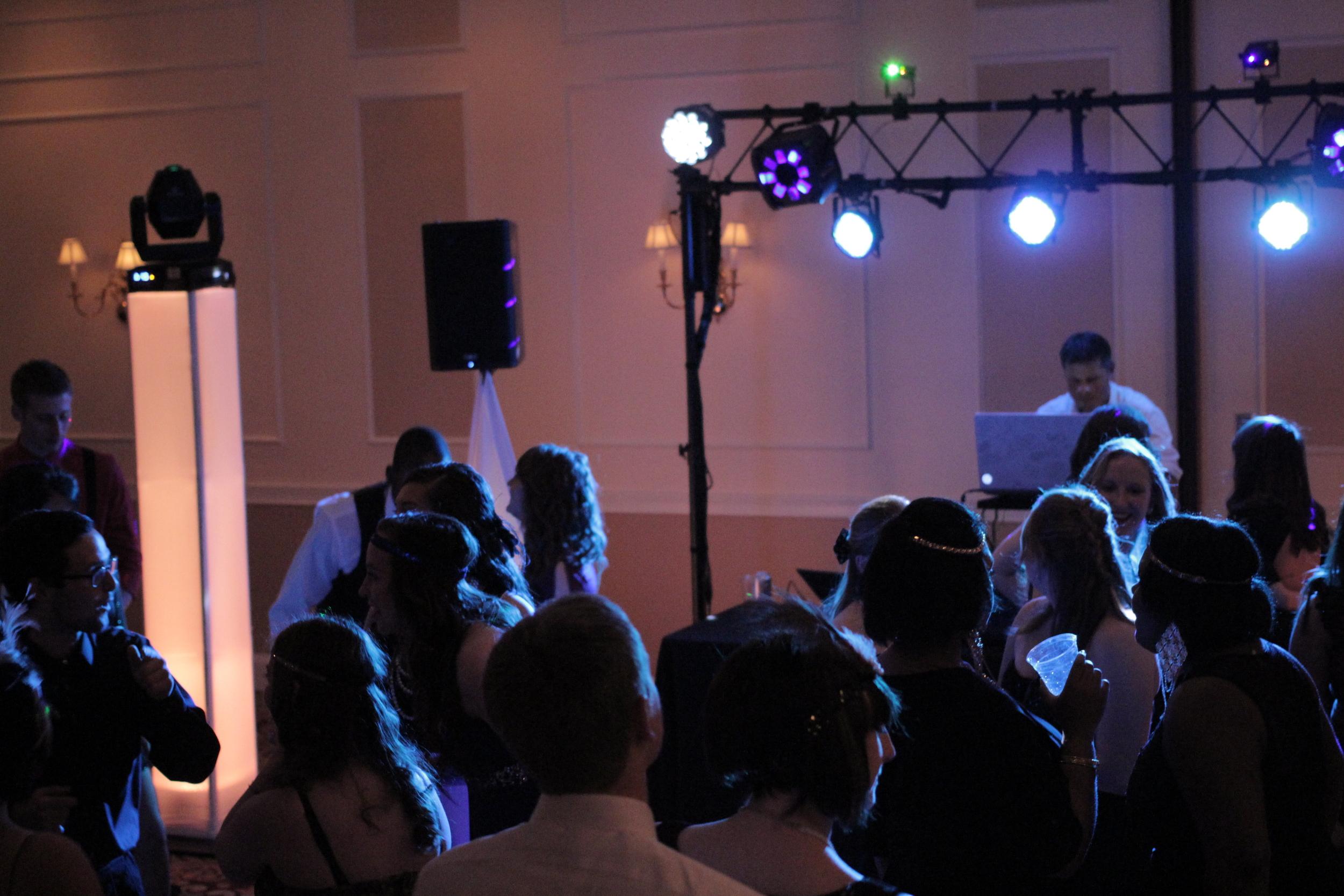 Sure Tones Entertainment   led light totem advanced light show and DJ JT