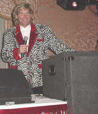 Cheesy Wedding DJ