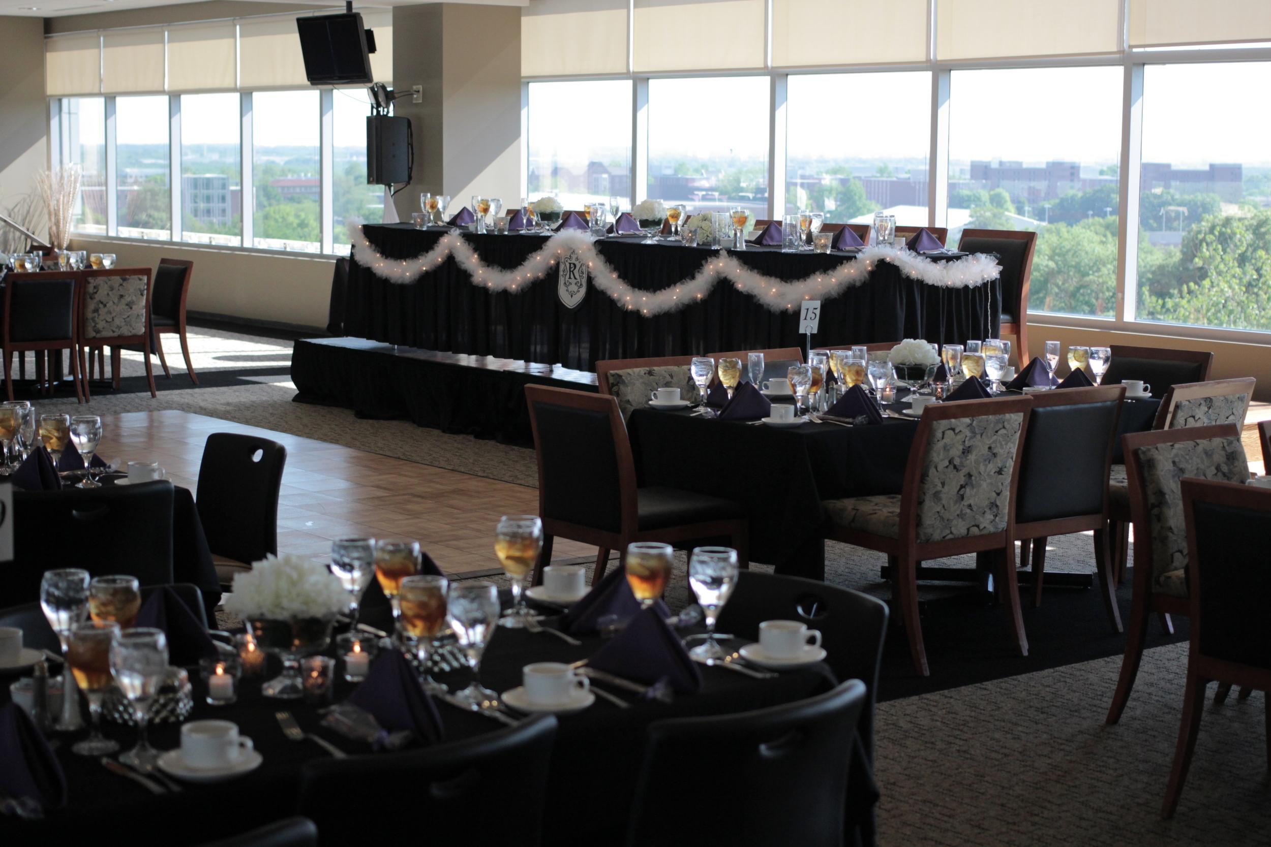 Jared Wade Professional Event Host | Purdue Wedding | Indiana Wedding