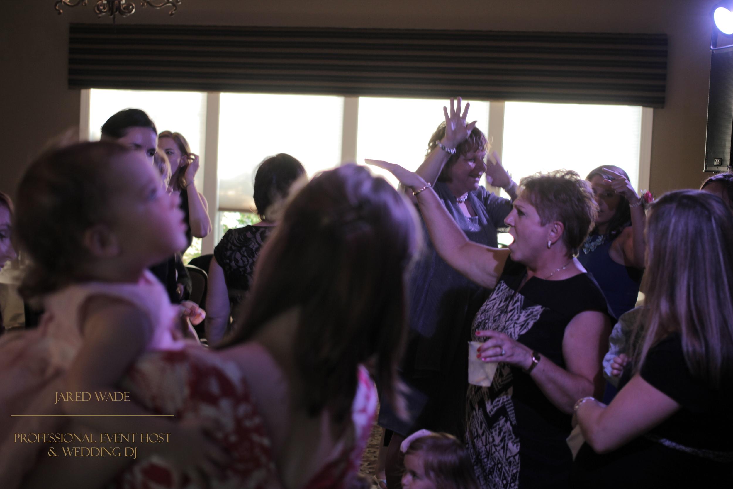 Jared Wade Professional Event Host   Wedding DJ   Indianapolis Indiana   Dyes Walk Country Club Wedding   Pinterest Wedding