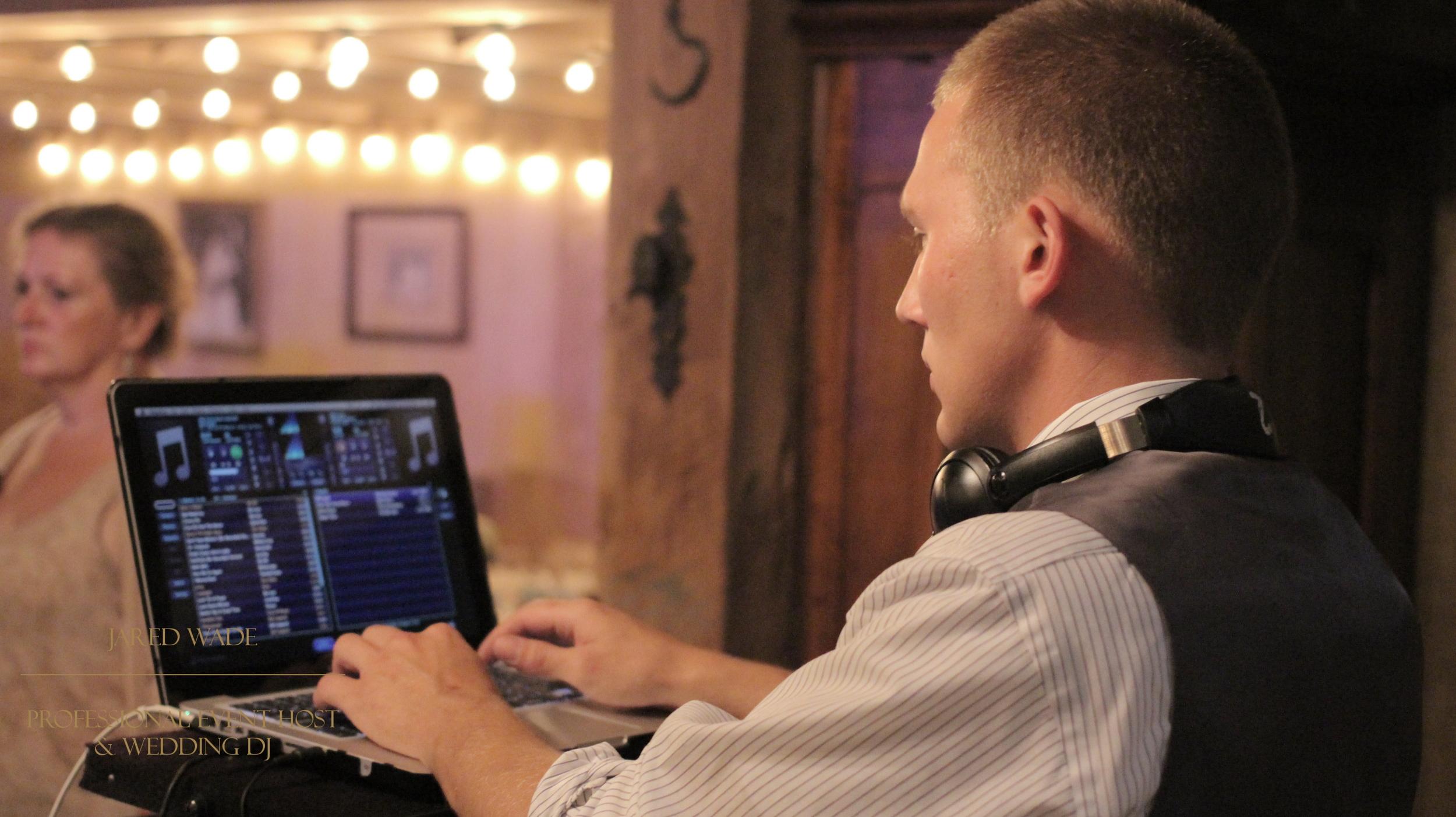 Jared Wade Professional Event Host   Indianapolis Wedding DJ   Morgan Acres Venue   Barn Wedding   Big Dance   Indianapolis Indiana
