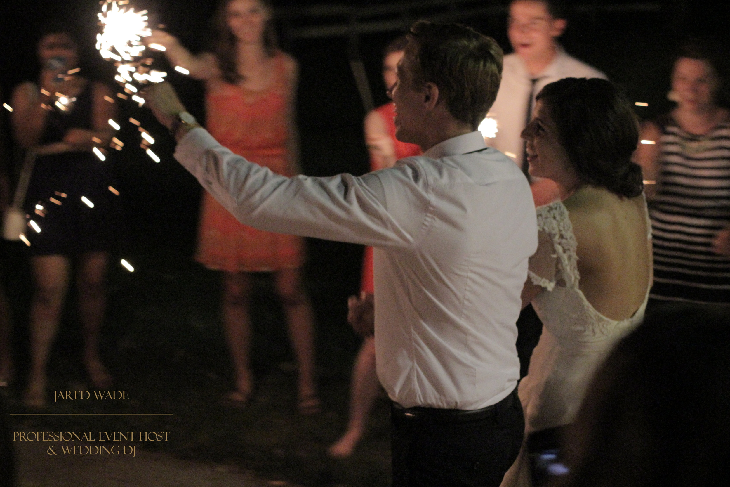 Jared Wade Professional Event Host | Indianapolis Wedding DJ | Morgan Acres Venue | Barn Wedding | Big Dance | Indianapolis Indiana